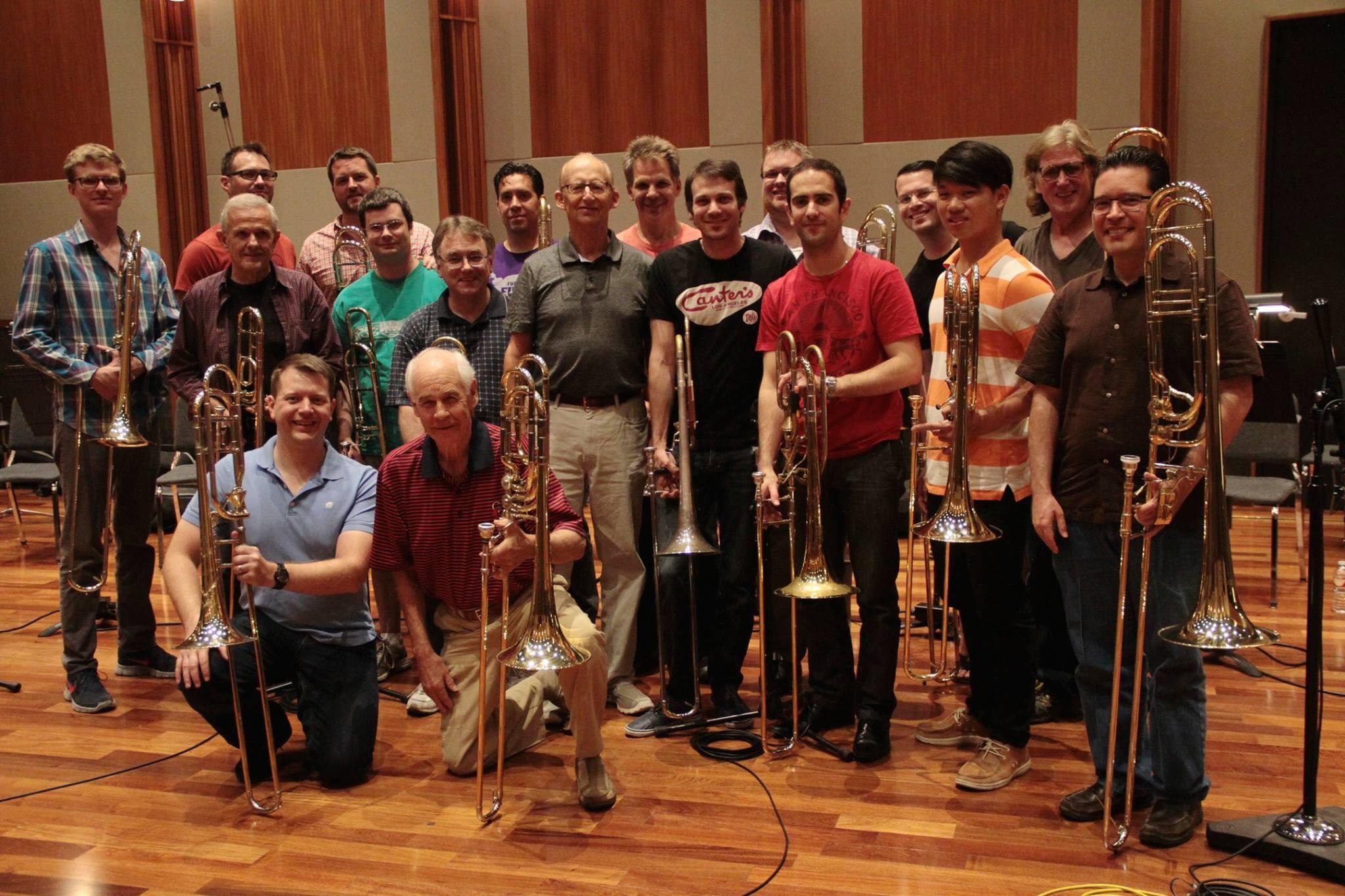 East West Trombones